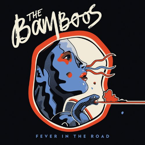 CD : The Bamboos - Fever In The Road (CD)
