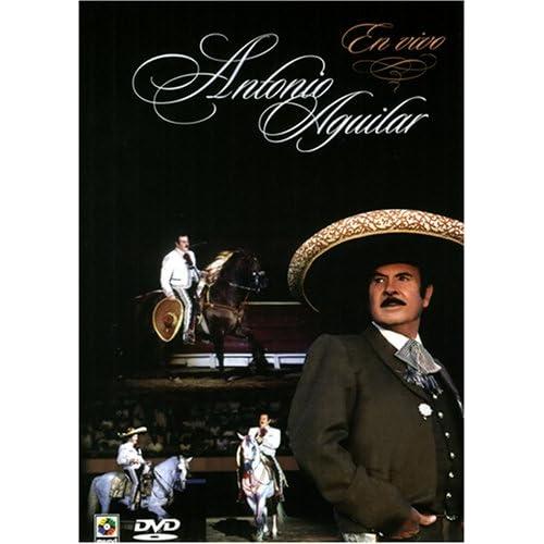 Amazon.com: Antonio Aguilar en Vivo: Antonio Aguilar
