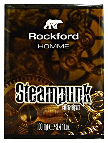 ROCKFORD D/barba steampunk 100 ml. - Dopobarba