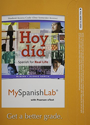 myspanishlab-with-pearson-etext-access-card-for-hoy-dia-spanish-for-real-life-vols-1-2-one-semester-