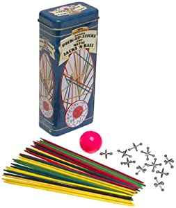 Combo P/U Sticks & Jacks'n Ball in Tin