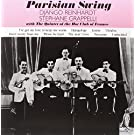 With the Quintet of the Hot Club of [Vinyl LP]