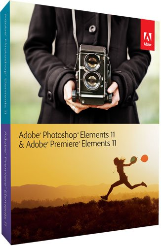 Adobe Photoshop Elements 11 & Premiere Elements 11 [OLD VERSION]