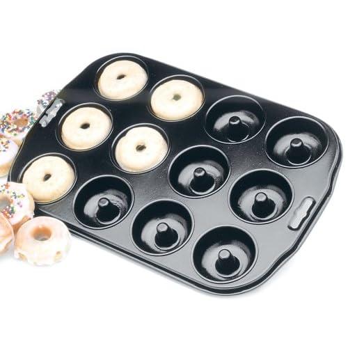 迷你南瓜蛋糕甜甜圈--Mini Pumpkin Cake Doughnuts - Lucy - Lucys Corner