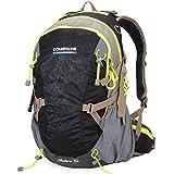 Doleesune Outdoor Hiking Daypacks Climbing Cycling Backpack Waterproof Mountaineering Bag 35l Unisex Travel Bag 8103