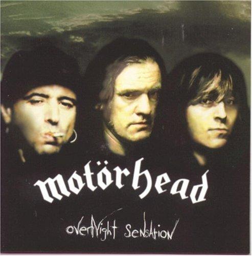 MOTORHEAD - Overnight Sensation (Germany Edition) - Zortam Music