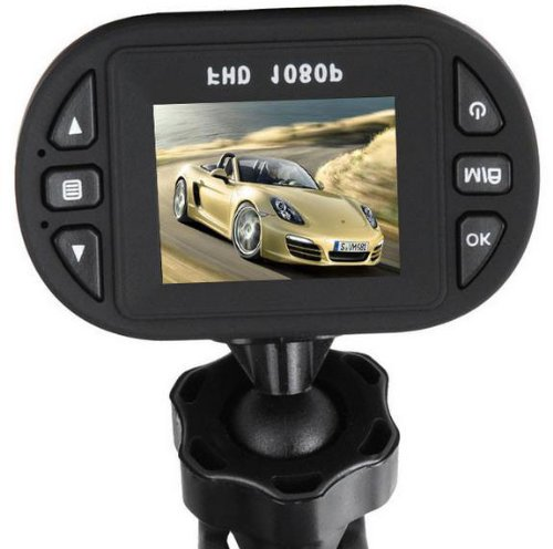 Dbpower 1.5 Inch 1080P Hd & 120 Wide Angle Lens Car Led Vehicle Dvr With 12 Ir Nights For Night Vision & 32Gb Tf Card Slot & Automatically Starts Function