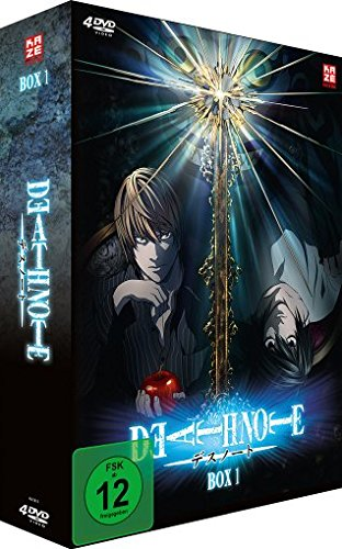 Death Note Box, DVD - Volume 1