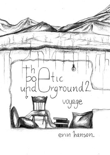 Buchcover: Voyage - The Poetic Underground #2: Written by Erin Hanson, 2014 Edition, Publisher: Lulu.com [Paperback]