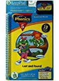 LeapPad Phonics Program, Lesson 5 - Consonant Blends (Interactive Book and Cartridge Included)