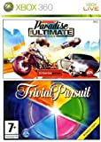 Burnout Paradise The Ultimate Box & Trivial Pursuit Double Pack Game XBOX 360
