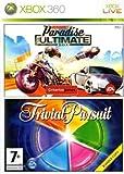 Xbox 360 - Ultimate Box: Burnout Paradise & Trivial Pursuit