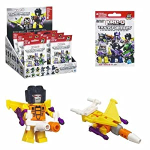 Kre-O Create It Transformers Kreon Micro-Changers Random Mystery Pack