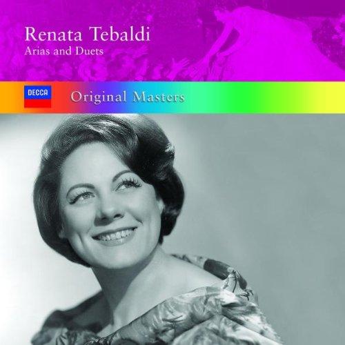 Arias & Duets (RENATA REBALDI) - CD