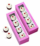Wilton 4 Cavity Mini Cupcake Long Box...