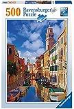 Ravensburger 14488 In Venedig, 500 Teile Puzzle