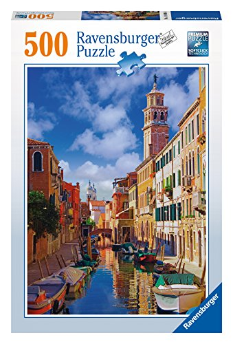Ravensburger In Venice - Puzzle (500-Piece)