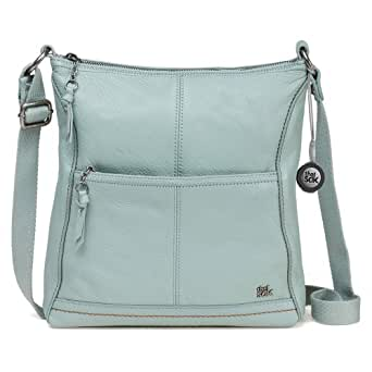 The SAK Iris Cross Body Bag, Seafoam, One Size