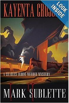 Kayenta Crossing (A Charles Bloom Murder Mystery) e-book downloads