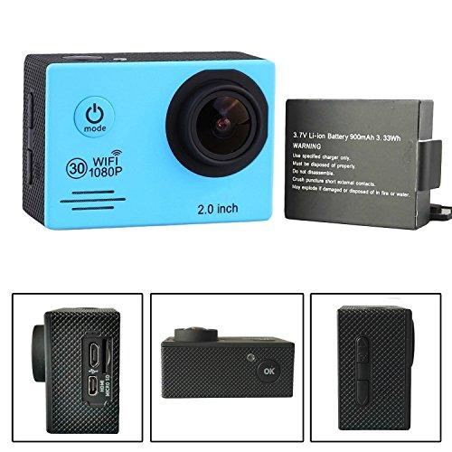 YOCI 1080P FHD 12M Wifi Waterproof