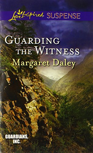 Image of Guarding the Witness (Love Inspired Suspense\Guardians, Inc.)