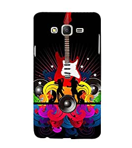 EPICCASE funky club Mobile Back Case Cover For Samsung Galaxy E5 (Designer Case)