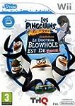 Les pingouins de Madagascar : le doct...