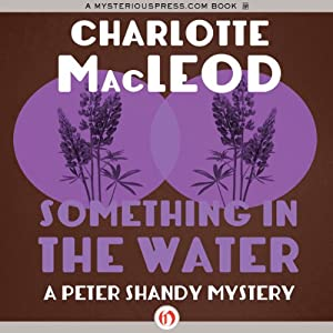 Something in the Water Audiobook