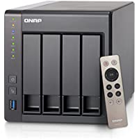 QNAP TS-451 -2G-US 4-Bay Network Attached Storage