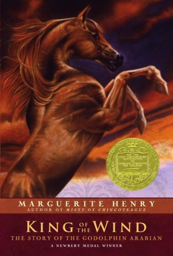 King of the Wind: The Story of the Godolphin Arabian, MARGUERITE HENRY