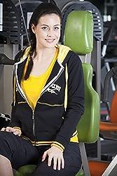 BIG SAM Lady Sweater Sweatshirt Jacket Hoody UNCLE BODY DOG Logo *4559*
