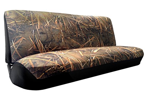 Muddy Water - Camo Bench Seat Cover Mid-Full Size - Duck Hunting Camouflage (Real Tree Truck Seat Covers compare prices)