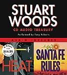 Stuart Woods Cd Audio Treasury Low Pr...
