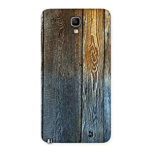 Special Wall Bar Wood Back Case Cover for Galaxy Note 3 Neo