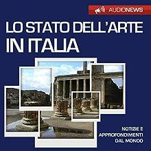 Lo stato dell'arte in Italia Audiobook by Emilio Crippi Narrated by Elena De Bertolis