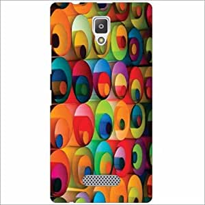 Lenevo A2010 Back Cover - Silicon Amazing Designer Cases