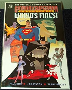 Batman and Superman Adventures: World's Finest by Paul Dini and Joe Staton