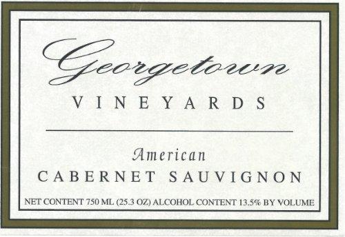 Nv Georgetown Vineyards Cabernet Sauvignon 750 Ml