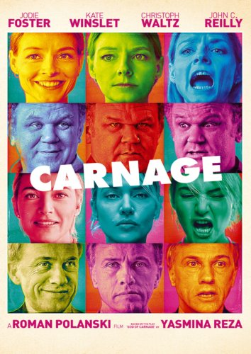 Carnage on Amazon Prime Video UK