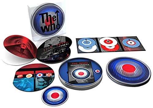 Quadrophenia: Live In London (5-Disc Limited Collectors Edition, Metal Box)