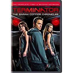 Sarah Connor Chronicles: S1&2 (RPKG/DVD)