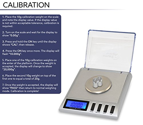 Smart-Weigh-GEM20-High-Precision-Digital-Milligram-Scale-20-x-0001g-Reloading-Jewelry-and-Gems-Scale