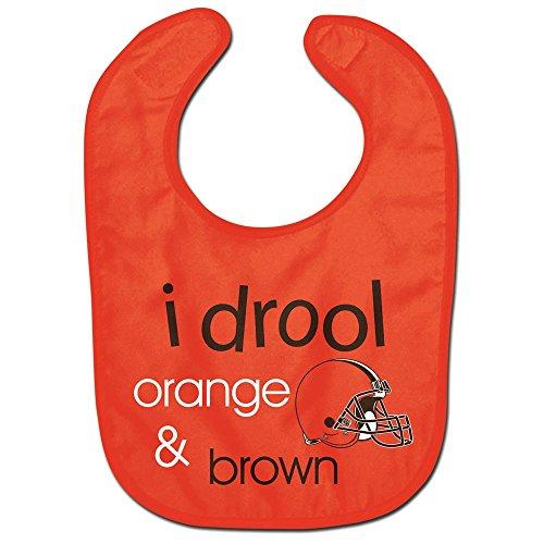 Cleveland Browns Baby Bib Price pare