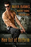 Men Out of Uniform: Three Novellas of Erotic Surrender