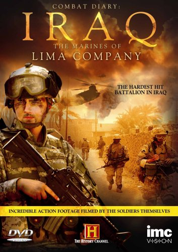 Iraq - The Marines from Lima Company - History Channel [DVD]