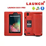 ICARSCANNER Launch X431 Pro Full System Scanner Car Diagnostic Scan Tool Launch X-431 pro 100% Genuine Global Version Multi-Language Wifi / Bluetooth Update Online