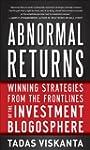 Abnormal Returns: Winning Strategies...