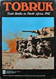 AH: Tobruk, Tank Battles in North Africa 1942, Board Game