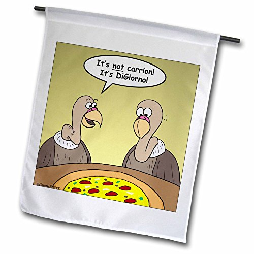 rich-diesslins-funny-general-cartoons-buzzards-reflect-on-pizza-its-not-carrion-its-digiorno-12-x-18