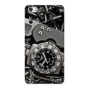 Premium Knife And Watch Back Case Cover for Honor 6